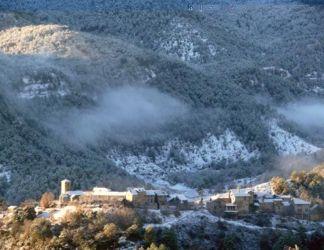 Puyarruego nevado